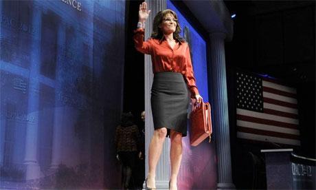 Sarah Palin at CPAC 2012