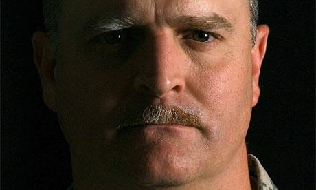 US Army whistle-blower Lt Col Danny Davis.