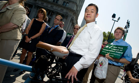 John Liu, New York City Comptroller