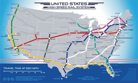 US high speed rail