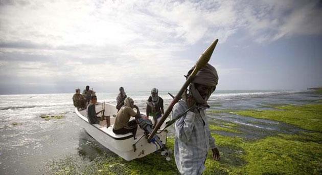 Piracy off the coast of Somalia