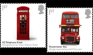 New stamps unveiled