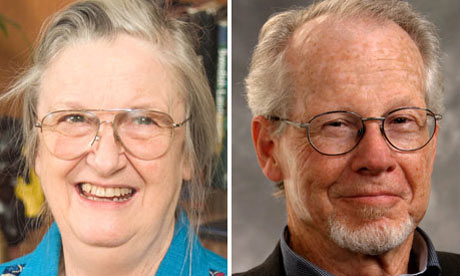 2009 Nobel Prize in Economics winners Elinor Ostrom and Oliver E Williamson