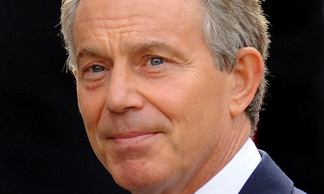 Tony Blair, October 2009
