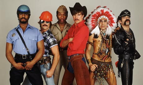 The Original Village People, ca. 1978