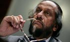 Nobel laureate Rajendra Kumar Pachauri, chairman of the UN Intergovernmental Panel on Climate Change