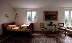 Dignitas room, Zurich, November 2009