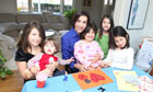Anita Tedaldi adopted child