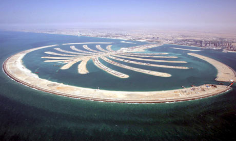 dubai world islands. Dubai World asks for debt