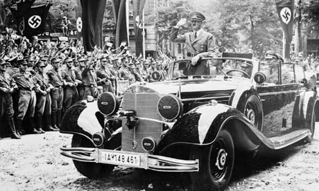 Adolf hitler car's