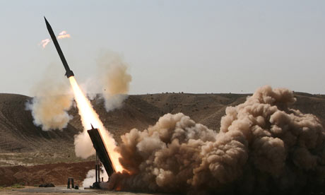 Iranian Missiles