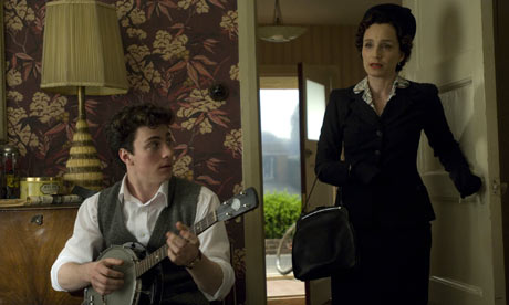 Kristin Scott Thomas in Nowhere Boy