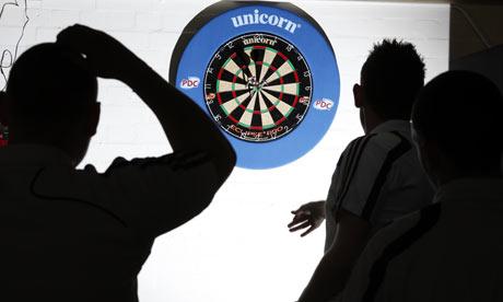 darts academy
