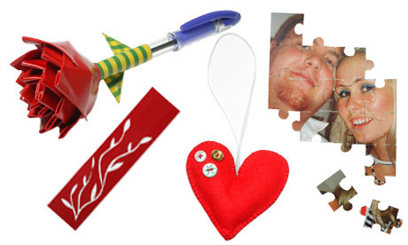 Home-Made Valentine's Day Gift Ideas - Great Gifts to Make .
