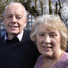 Lyn and Derek Hunter