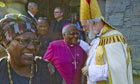 A meeting of two archbishops: Desmond Tutu and Rowan williams