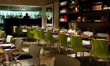 Arthur Potts-Dawson's Sustainable Acorn House Restaurant