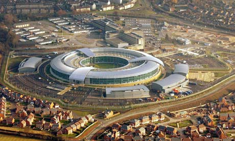 GCHQ: Government Communication Headquarters