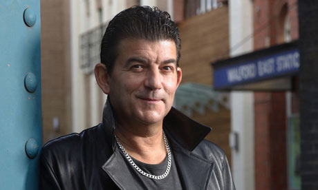 EastEnders' Nick Cotton played by John Altman