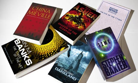 Writing science fiction novels