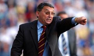 Aston Villa Manager Graham Taylor, September 2002