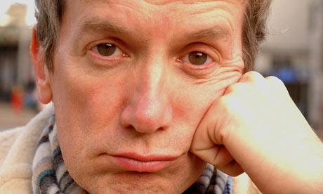 Comedian Frank Skinner, 13 December 2008