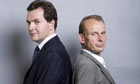 George Osborne and Andrew Marr