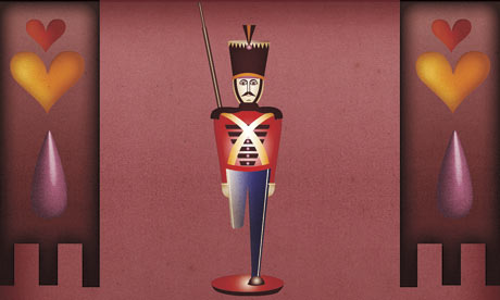 tin soldier story