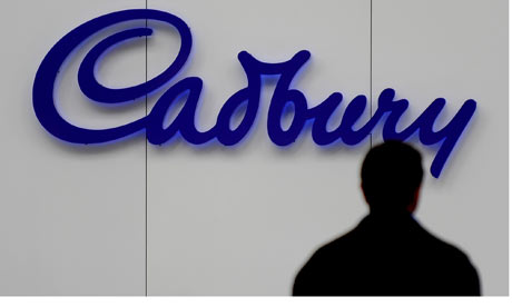 The Cadbury factory in Birmingham
