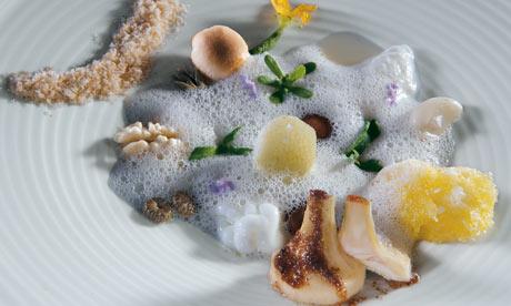 Ferran Adrià van het legendarische Spaanse restaurant El Bulli ...