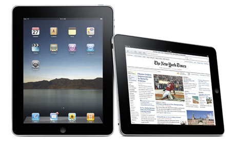 Apple iPad img owned by Guardian