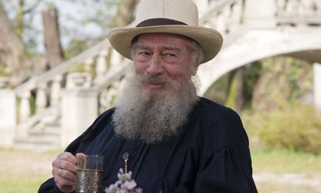 Christopher Plummer as Tolstoy