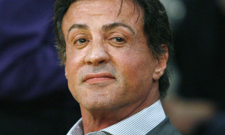Fight scenes in Sylvester Stallone's new movie were so realistic that he ...