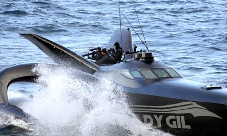 Sea Shepherd's wars in the Southern Ocean 1