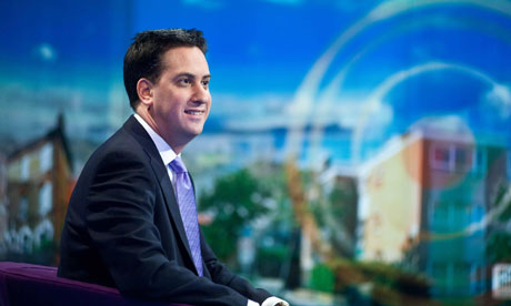 Ed Miliband on The Politics Show