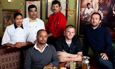 Bristol's The Thali cafe