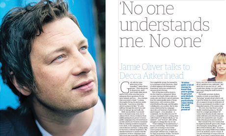 Hero or Villain? Jamie Oliver
