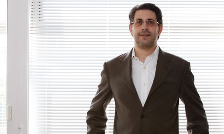 Danny Cohen is the new controller of BBC1