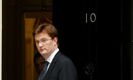 Danny Alexander is chief secretary to the Treasury