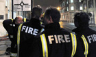 Firefighters' industrial action threat