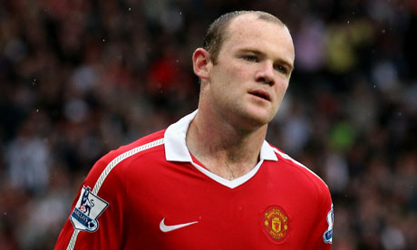 Wayne Rooney, August 2010