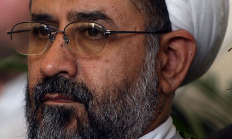 Iran's intelligence minister Heydar Moslehi has blamed western 'spy services' for the cyber attack