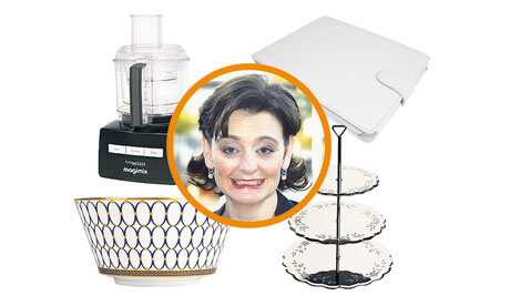 Cherie Blair and some of her eBay items
