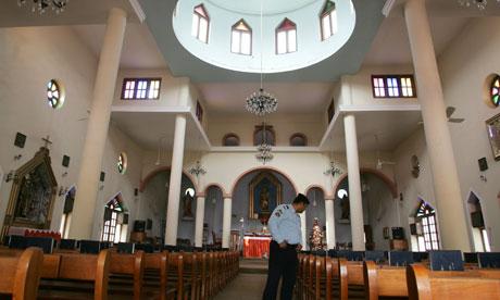 Bloodbath At A Baghdad Church
