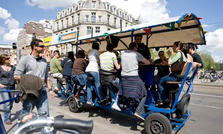 Beer Bikes Banned After German Court Rules None For The
