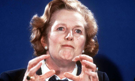 Margaret Thatcher, 1979