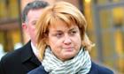 Kim Molloy shoplifting court case