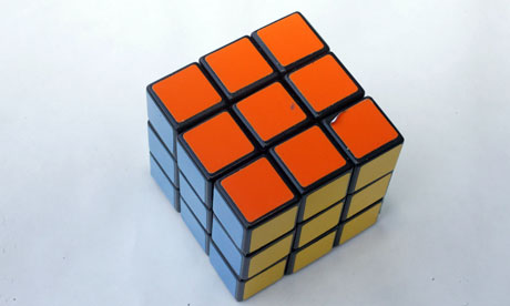 Plot twist: film based on Rubik's Cube heading for the big ...