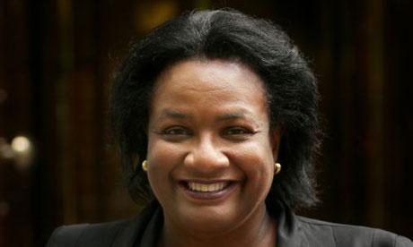 Diane Abbott, shadow public health minister