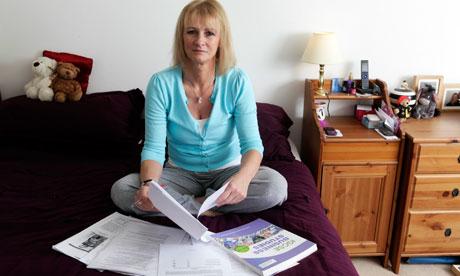 Karen Borrington examiner workinglife